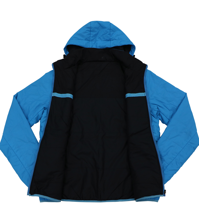 Aleklee reversible cotton padded  jacket SS18-28#
