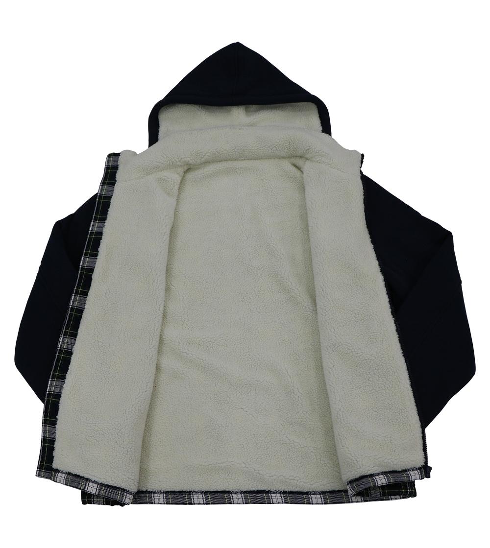 Aleklee wool lined jacket SS18-29#