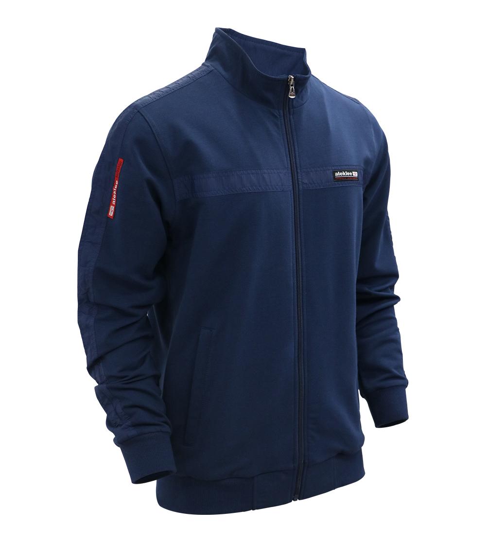 Aleklee one chest stripe hoodie  AL-7803#