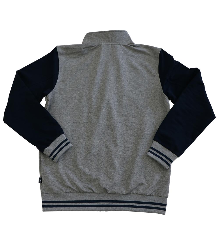 Aleklee two tone hoodie AL-7843#